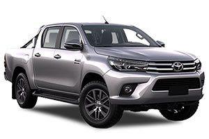 Reserva Toyota Hilux 4x4