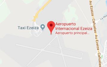 Aeropuerto Internacional Ezeiza Ministro Pistarini