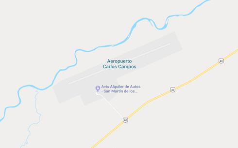 Aeropuerto Chapelco San Martin de los Andes